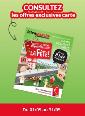 Carte Intermarche Belgique.Intermarche Marche En Famenne Alimentation Promos